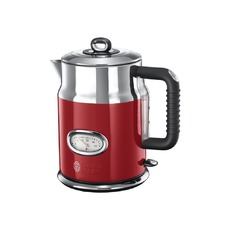купить чайник Russell Hobbs retro ribbon red 21670-70